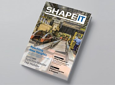 SHAPE IT - Winter editie - 2019