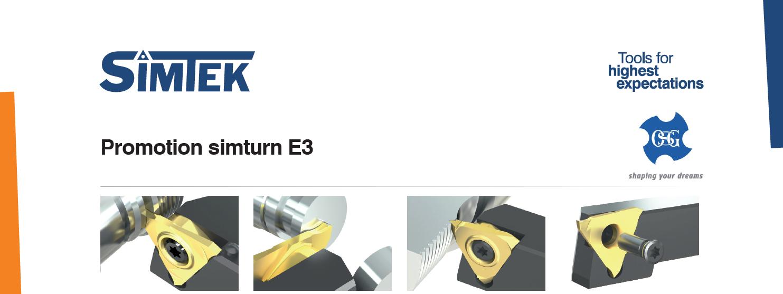 Simtek promo E3